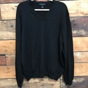 NWOT Brooks Brothers V.neck Sweater Sz XL